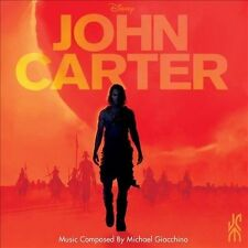 MICHAEL GIACCHINO - John Carter Soundtrack  CD  Limited Edition