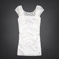 NWT HOLLISTER by Abercrombie Womens Boneyard Beach Lace Dress size 9