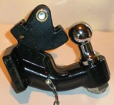 """BUYERS COMBINATION PINTLE HOOK TOWING HITCH 2"""" BALL 10 Ton HEAVY DUTY 10052"""