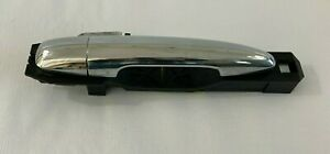 2006-2014 Subaru Tribeca Front Right Passenger Side Door Handle Assembly Chrome