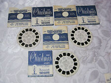 THE CHRISTMAS STORY  VIEWMASTER REELS   T*