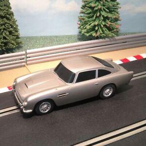 Scalextric 1:32 Car - James Bond 007 Aston Martin DB5 #MB