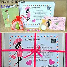 Baby Shower Gift/Games/ Christmas Gift/Keepsake/ New MUM to be Gift PERSONALISED