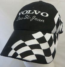 VOLVO Lac St Jean baseball cap hat adjustable buckle car auto advertise