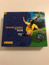 Campeonato Brasileiro 2019 Album Panini + Complete Set + Hardcover + Box Premium