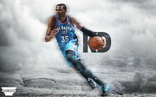 """127 NBA Super Stars - Kevin Durant Game Day 22""""x14"""" Poster"""