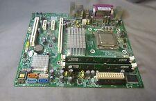 HP 441388-001 DX2300 MS-7336 Ver:1.0 Socket 775 placa base con CPU y 1GB Ram