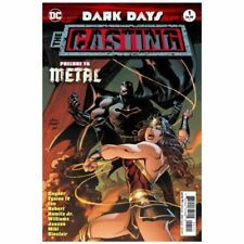 Dark Days: The Casting #1 Cover 2 in Near Mint minus condition. DC comics [*dd]