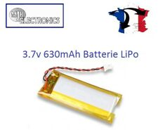 Battery / Batterie / Lipo / XP Deus / WS1 / WS2 / WS3 / WS4 / WS5 / GPS