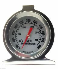 Brand New Oven Cooker Thermometer Temperature Gauge Quality 300ºC , 600ºF