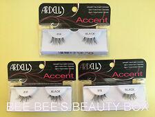 Ardell Accent Petite False Lashes/Eyelashes, **318 x 3 Pairs**
