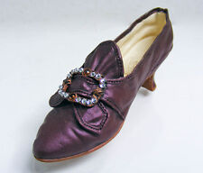Just The Right Shoe New Martha Washington Dress Shoe 25412 Miniature Collectable
