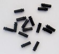 Bulk Pack of 15 Dart Flight Protectors - Aluminium Black