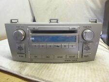 07 08 Toyota Solara Radio 6 Disc Cd Changer Mp3 AD1802 86120-06430 YY70
