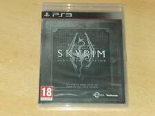 Jeux vidéo anglais The Elder Scrolls pour Sony PlayStation 3