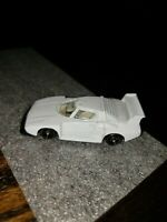 Lancia Vintage all White Racing Car Rare chase