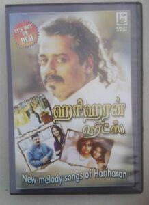 HARIHARAN HITS DVD 60X MOVIE SONGS MELODIES NEW INDIAN