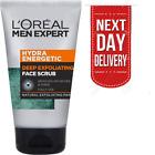 L'Oréal Men Expert Face Scrub Hydra Energetic Deep Exfoliating for Men 100 ml