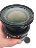 Canon EF 24-70 mm F/4.0 IS USM L Objektiv Read Description Slightly Soft Focus