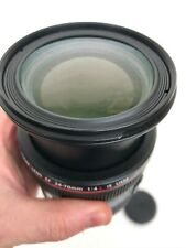Canon EF 24-70 mm F/4.0 IS USM L Objektiv Read Description Slightly Soft Focus