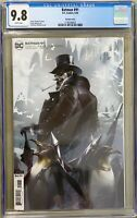 BATMAN #91 Cover B Variant CGC 9.8 Joker War Prelude DC Comics