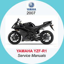 YAMAHA YZF-R1 2007-2008 SERVICE MANUAL A2