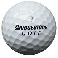 100 Bridgestone TreoSoft Golfbälle im Netzbeutel AAAA Lakeballs Bälle Treo Soft
