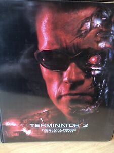 Terminator 3 Rise of the Machines Binder by Comic Images 2003