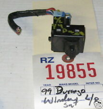 DODGE 99 DURANGO WINDOW SWITCH PANEL LEFT REAR 1999