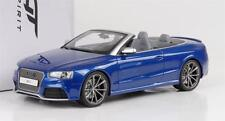 2014 AUDI RS5 Cabriolet Resin Model Car in 1:18 Scale by GT Spirit    ZM053