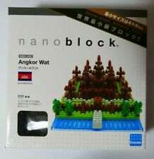 Nanoblock Angkor Wat NBH-032 BNIB from Japan