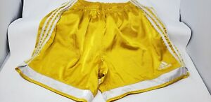 Adidas Vintage Nylon Soccer Sprinter Shorts Sz. Large
