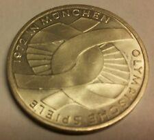 Deutsche Mark: 10 DM 1972 G Olympia München Geschenk Jahrgang Geburtstag