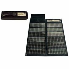 NEW PowerFilm F15-600 10 Watt Portable Foldable Solar Panel /w Device Charger