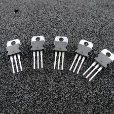 5x Spannungsregler 7812 + 12V 1,5A L7812CV TO220 positiv ST MICROELECTRONICS