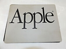 VINTAGE APPLE MOUSEPAD II IIC IIE MAC MACINTOSH 1984 1985 RETRO