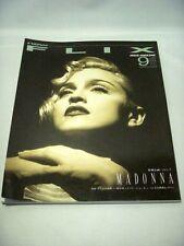 MADONNA NEW FlIX Movie Magazine Japan Sep 1991