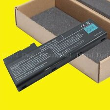 Battery for Toshiba Satellite P105 PABAS078 PA3479U-1BRS