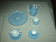 More details for antique crown derby daisy part coffee set dated 18th february 1880