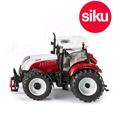 Siku 3283 Steyr 6230 CVT Tractor Removable Cab + opening bonnet Model Toy 1:32