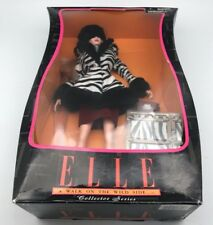 "Elle ""A Walk on the Wild Side"" Collector Series 15.5-inch Fashion Doll"