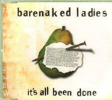 Barenaked Ladies(CD Single)It's All Been Done-New