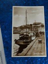 More details for postcard  p10 b50  steamer cygnet of glasgow at railway pier oban