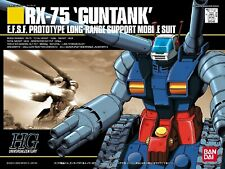 Bandai Hobby Mobile Suit Gundam HGUC RX-75 Guntank HG 1/144 Model Kit USA Seller