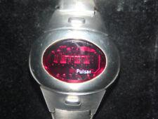 Vintage Pulsar Ladies LED Wrist Watch       No reserve