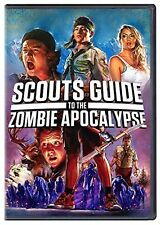 Scouts Guide to the Zombie Apocalypse Movie, Factory Sealed, New, Free Shipping