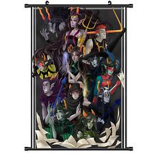 Anime Homestuck Wall Scroll Home Decor cosplay 2570