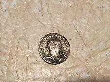 Silver Coin VALERIAN I 253AD rare  Authentic  Roman  Fides Trust Cult  Lot