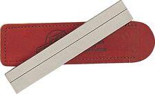 "EZE-Lap Diamond Fish Hook Sharpener w/ Protective Leather Storage Pouch 1"" x 6"""