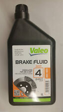 Valeo liquide de frein 1l dot4 FORD FIAT renault opel bmw audi vw MERCEDES seat